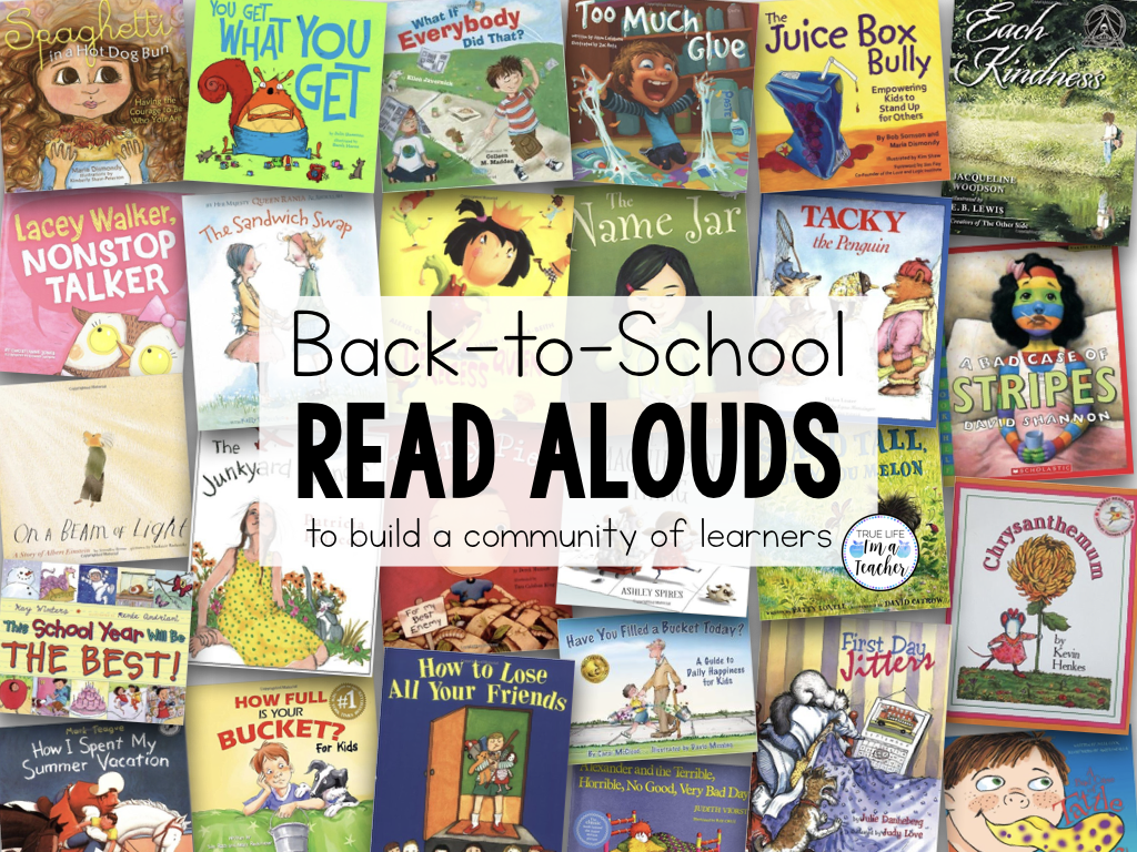 Kinder Garden: Books To Build A Community Of Learners